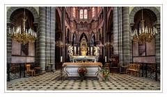 Eglise Riom (JG Photographies) Tags: france auvergne riom hdrenfrancais