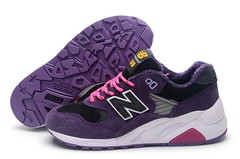 NB 580 Womens New Balance Wool Black Purple Shoes (RobertThrashy) Tags: shopping discount cheap runningshoes coupon womensshoes retrostyle onlinestore newbalance580 fashionsneakers popularshoes