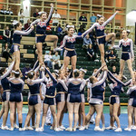 LEHS @ 4A State Cheer Qualifier 11-14-15