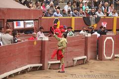 Morante pide permiso al Juez de Lima (Vladimir Tern A.) Tags: peru gente lima bulls toros costumbres acho bullfighting bullfighters tauromaquia tradiciones toreros matadores corridasdetoros taurinos plazasdetoros feriataurina culturayarte