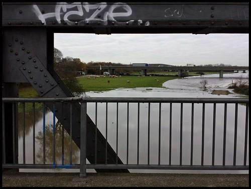 Mülheim - Raffelbergbrücke