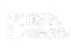 Детский сад Forfatterhuset Kindergarten от бюро COBE