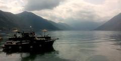 Bay of Kotor (Rapsak) Tags: boat fjord adriatic montenegro kotor crnagora