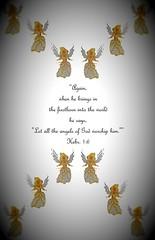 All the angels (Jouni Niirola) Tags: him worship all god angels yeshua