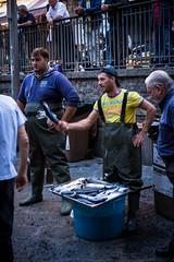 Catania - Fish Market (Flavio~) Tags: italy flavio sicily day4 fishmarket catania oct2015