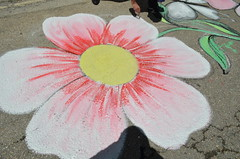 DSC_0043 (Al Ahliyya Amman University) Tags: street flowers students colors painting colorful university pretty time weekend president amman happiness jo jordan characters aau joyful       ccbysa  ahliyya          balqa      alsaro