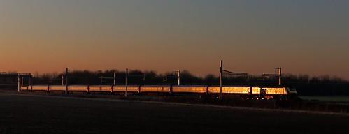 GWML Diesel Sunset