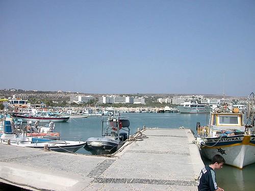 Cyprus-Aiya Napa Harbour