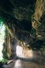 The magic hall (RafaelVSCOAleixo) Tags: barcelona monasterio monastery montaña mountain sant miquel del fai spain españa espacio verde vsco green space bosque hood waterfall cascada pasillo hall light sun rocas rocks