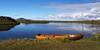 Lake Mývatn (Ondrej V.) Tags: myvatn iceland lake boat landscape water serene reflection outdoor