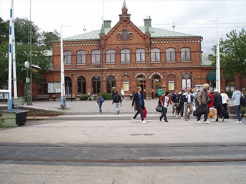Borås centralstation 2008 (2)