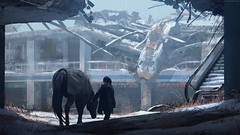 #TheLastofUs #VideoGames #Ruin #ConceptArt #Apocalyptic #Artwork #Horse #DigitalArt #Wallpaper (CanWallpaper) Tags: thelastofus videogames ruin conceptart apocalyptic artwork horse digitalart wallpaper