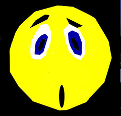 Surprised (ptlb0142) Tags: emoticons