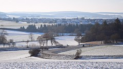 winter... (JoannaRB2009) Tags: winter snow road path nature white landscape view tree trees hill hills nordhessen northhesse germany deutschland