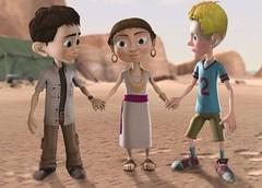 Ben and Izzy 3