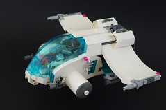 Meteor RMX (01) (F@bz) Tags: sf starfighter space scifi lego moc