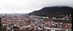 Heidelberg (kadircelep) Tags: heidelberg germany city panorama foggy landscape view cityscape cities