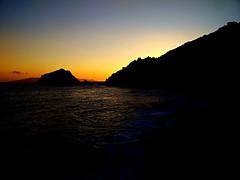 Tramonto d'inverno (andreamarchiselli) Tags: italy scogli mare argentario maredinverno toscana