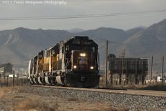 WCEC at Cabazon, CA (Travis Berryman) Tags: unionpacific beaumonthill uprr upyumasub desertrailroading