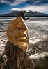 Nose on Beach (Peter's Pictures) Tags: eigg places scotland