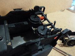 P1040703 (Milesperhour1974) Tags: sr q1 steam locomotive bulleid ogauge 7mm rtr kit