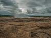 The sleeping geysir (Angelus.H) Tags: southernregion iceland geyser geysir strokkur geothermal volcanic olympus olympuse520 arnessysla