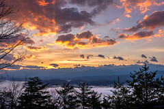 Bluff Mountain Sunrise (Kevin Stewart Photography) Tags: bluffmountain bluffmtn sunrise mountains outdoors nature tennessee easttennessee pigeonforge sevierville wearsvalley smokymountains greatsmokymountains smokies gsmnp greatsmokymountainsnationalpark canon canon6d canon1635