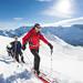 Skitouren in der Ferienregion Elm, Glarus Süd, Kanton Glarus