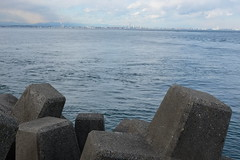 Cape Futtsu, Chiba, Japan 06 (HAMACHI!) Tags: futtsumisaki capefuttsu chiba 2017 japan winter bay sea sky landscape fujifilm fujifilmx fujifilmx70