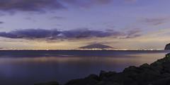 Vesuvio visto dal lungomare di Napoli (leon_1970) Tags: viaggiodinozze d810 nikonista nikon nikonian nikkor nikon2470f28 napoli lungomare vesuvio
