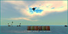 Go Fly ... (Tim Deschanel) Tags: grace grace81 capalini tim deschanel sl second life black kite exploration landscape paysage