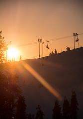 _DSC0268 (lindalaaksonen) Tags: sun snow winter snowboarding ruka