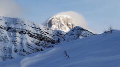 Mt. Mulaz - Dolomites (ab.130722jvkz) Tags: italy trentino veneto alps easternalps dolomites palagroup mountains snowfall winter