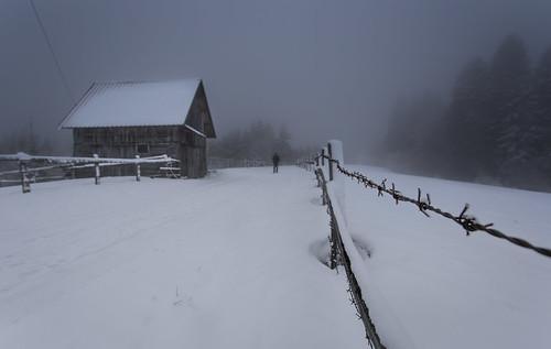 Winter mood.... / Atmosfera de invierno...