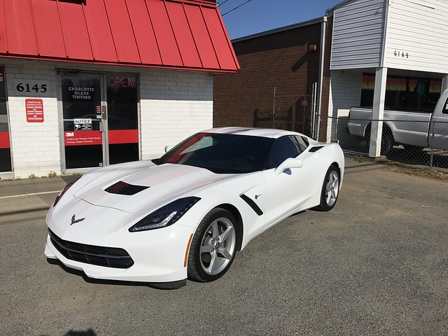 2014 Corvette with 3M Color Stable