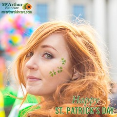 Wishing everyone a Happy St. Patrick's Day (mcarthurskincare) Tags: mcarthurskincare pawpaw papaya skincare naturalskincare allnaturalbeauty stpatrick shamrock kissme charms luckycharms stpatricksday green irish ireland paddy paddysday luckoftheirish potofgold