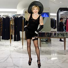 home14562 (Ann Drogyny) Tags: shoes legs heels crossdress crossdresser crossdressing cd tv tg ts transvestite transgender transsexual tranny tgirl glamour pinup mature cute sexy