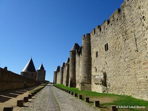 6 Cité Médiévale de Carcassonne - Les Lices