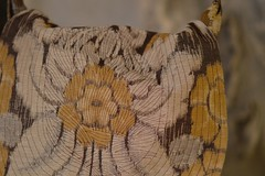 rumpelstilskin bag2 (Danny W. Mansmith) Tags: wwwdannymansmithetsycom handmadebag rumpelstilskin wearableart fiberart sewing gold yellow oneofakind functional drawingwiththesewingmachine dannymansmith burienwashington pockets