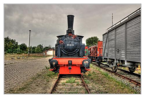 Magdeburg - Magdeburger Eisenbahnfreunde e.V Prussian T 3 02