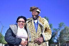 Johanna & Willie, Askham, Northern Cape, South Africa (South African Tourism) Tags: people southafrica town locals northerncape askham southafricantourism meetsouthafrica peopleofaskham