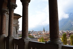 Columns (Claudia Liguori PH) Tags: life old city travel sunset sky italy hot building love nature night dark living photo high ancient nikon italia photographer darkness cloudy quality memories culture lifestyle happiness professional trento hd lovely