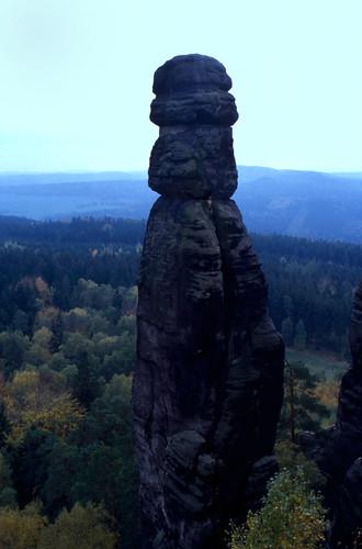 Elbsandsteingebirge (143) Pfaffenstein Barbarine