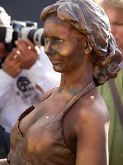 P9277172 (roel.ubels) Tags: world festival living arnhem statues wk 2015