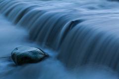 _MG_8797 (阿蒯) Tags: sunset water rock photography taiwan dslr 台灣 日落 夕照 岩石 invertedimage formosan 攝影 倒影 高屏溪 屏東縣 屏東市 攔沙壩 溪曝 canon5d2 阿蒯的家 unset水