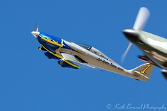 Reno 2015 Thom Richard Hot Stuff 5172 © Keith Breazeal (Keith Breazeal Photography) Tags: jets wwii f16 canondslr warbirds showgirls p51mustang l39 pitts t6texan biplanes toratoratora airracing hawkerseafury renoairraces bobhoover viperwest goldrace canon100400lis canon5ds