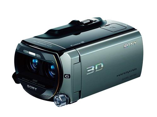 """""""ハンディカム"""" HDR-TD10の写真"""