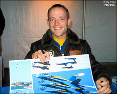 The Blue Angels Fleet Week 2015 (billypoonphotos) Tags: sanfrancisco california blue portrait 3 news andy photography pier flying photo photographer photos united navy wing jet picture powershot number angels wharf planes cannon bayarea week fishermans hornet states fleet left naval 39 aviator pilot squadron talbott 2015 g10 billypoon billypoonphotos