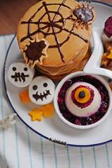 eyeball (K _ _ _ _) Tags: sweet pudding kawaii cutefood agaragar