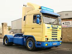 Scania 143m Frank Hilton 25102015 077 (Frank Hilton.) Tags: frankhilton25102015 fodenphotoserfphotos aecphotos scammellphotosatkinsonphotos bedfordphotos classictruckphoto sraredennisphotos